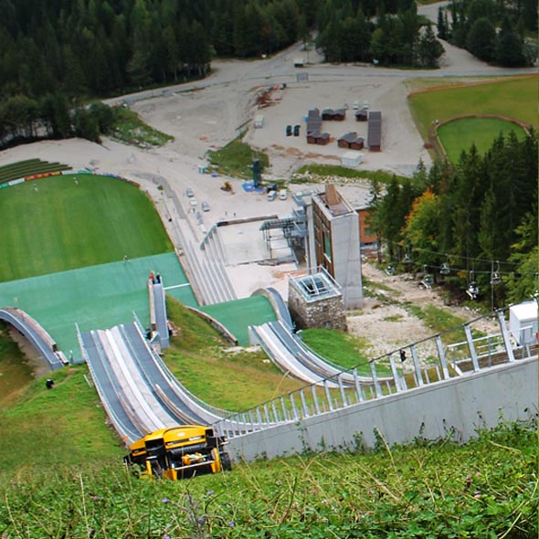 Sports Grounds and Skiing Resorts